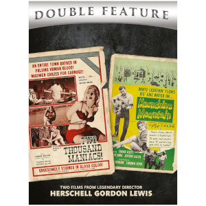 Double Feature: Two Thousand Maniacs! & Moonshine Mountain