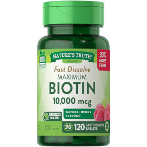 Maximum Biotin 10,000mg