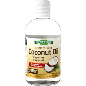 Premium Coconut Oil Liquid
