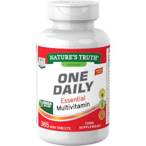 One Daily Essential Multivitamin