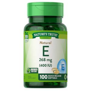 Vitamin E 400IU d-alpha