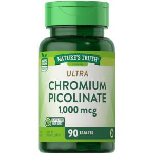 Chromium Picolinate 1000mcg