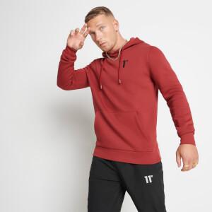 Men's Core Pullover Hoodie - Rhubarb Red