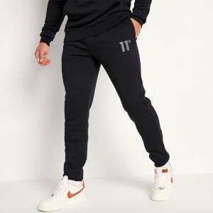 Men's Core Joggers Regular Fit - Black/Dark Grey
