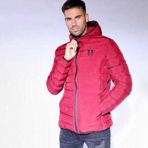 Men's Space Jacket - Pomegranate