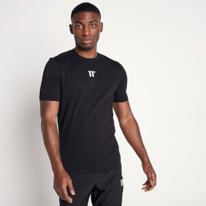 Men's Small Logo Short Sleeve T-Shirt - Black