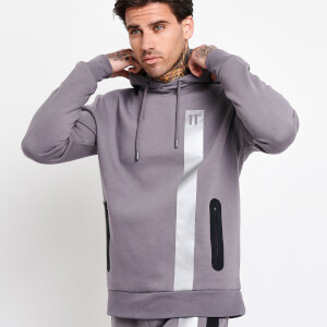 Men's Topaz Pullover Hoodie - Charcoal