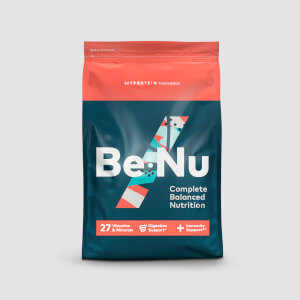 BeNu Complete Nutrition Shake Subscribe & Gain, 2x21 Servings