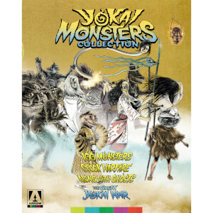 Yokai Monsters Collection - Limited Edition