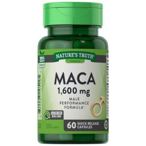 Maca - 60 Quick-release capsules