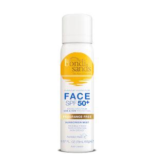 Bondi Sands SPF50+ Sunscreen Face Mist 79ml