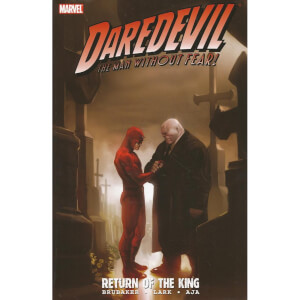 Daredevil Return Of King Trade Paperback