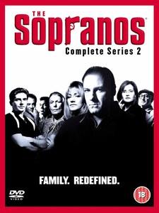 The Sopranos - Seizoen 2 Box Set - Compleet