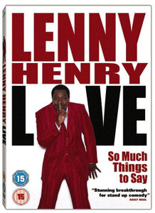 Lenny Henry - So Much Things To Say, Live