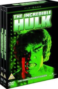 Der unglaubliche Hulk - komplette Staffel 1