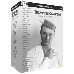 Buster Keaton - The Complete: Short Films 1917 - 1923