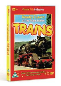 Ready 2 Learn - Trains