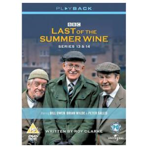 Last Of The Summer Wine - Series 13 en 14
