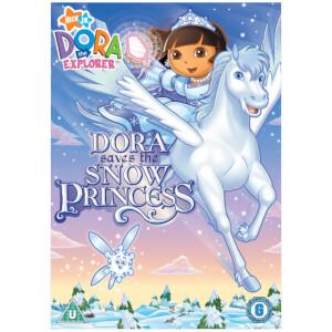 Dora The Explorer - Dora Saves The Snow Princess