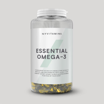 90 Capsules Essential Omega-3 Softgels