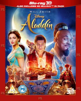 Select 2 3D Disney Movies on Blu-ray