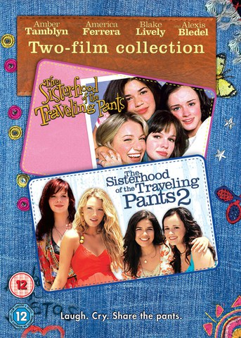 Sisterhood Of The Traveling Pants 1 And 2