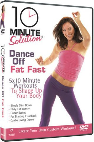 10 Minute Solution Dance Off Fat Fast
