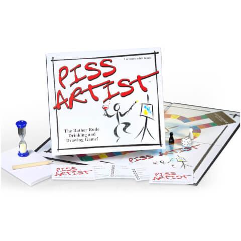 P*ss artist