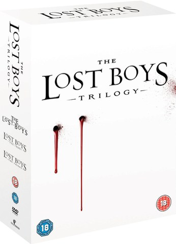 Lost Boys 1-3 (Box Set)