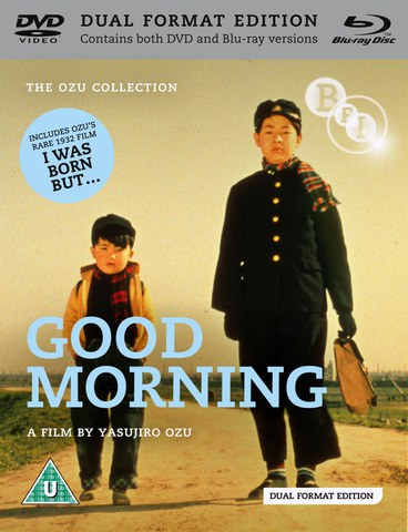 Good Morning / I was Born But… Dual Format Editie [Blu-ray+DVD]