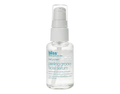 bliss Peeling Groovy Facial Serum