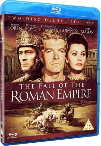 Fall Of Roman Empire Blu-ray