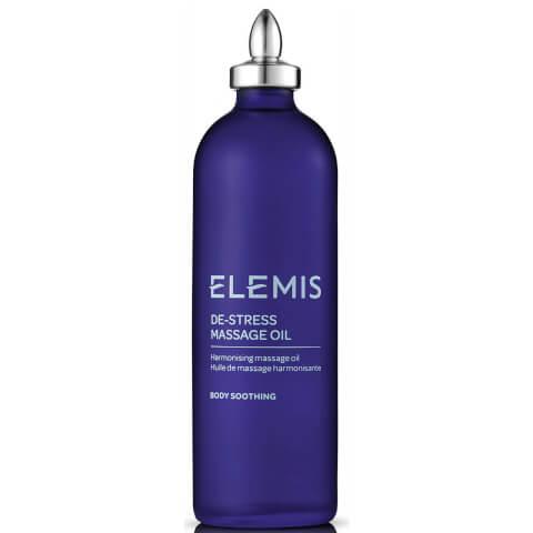 Elemis De-Stress Massage Oil (100ml)