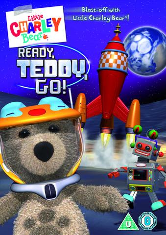 Little Charley Bear: Ready Teddy Go
