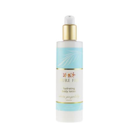 Pure Fiji Hydrating Body Lotion White Gingerlilly - 12oz