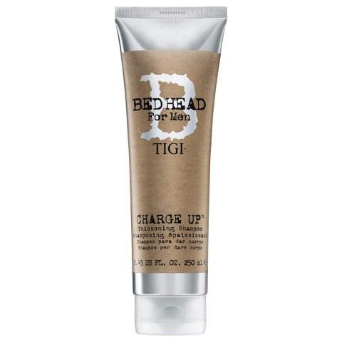 TIGI B For Men Charge Up Thickening Shampoo (250ml)