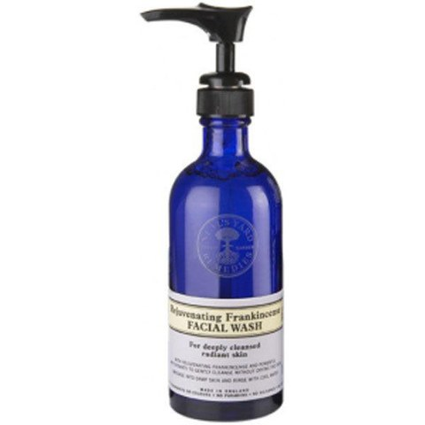 NEAL'S YARD REMEDIES REJUVENATING FRANKINCENSE FACIAL WASH (100ML)