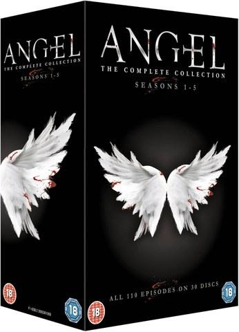 Angel - Seasons 1-5
