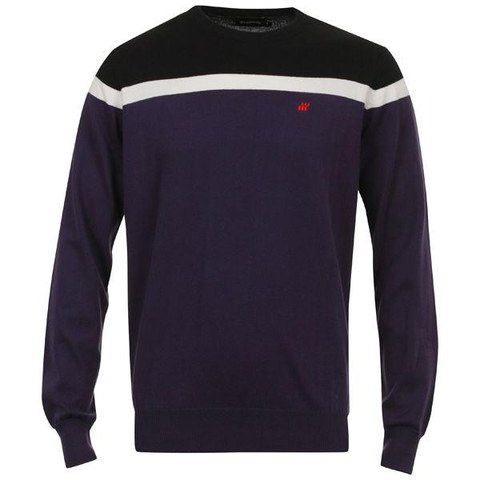 Boxfresh Men's Gnoma One Sweatshirt - Purple Velvet