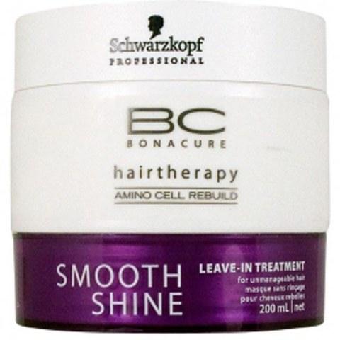 Schwarzkopf BC Hairtherapy Smooth Shine Treatment (200ml)