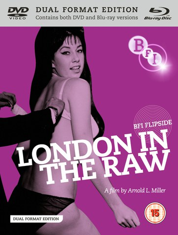 London in Raw ( Flipside) [Dual Format Editie]