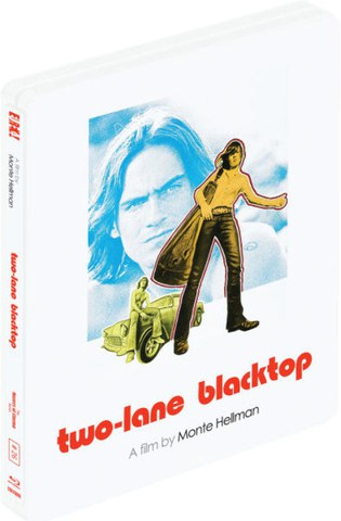 Two-Lane Blacktop [Masters of Cinema] - Steelbook de Edición Limitada