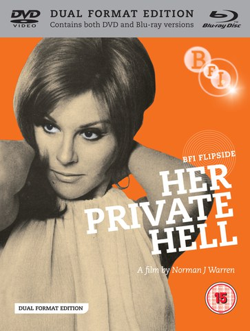 Her Private Hell (Flipside) [Dual Format Editie]