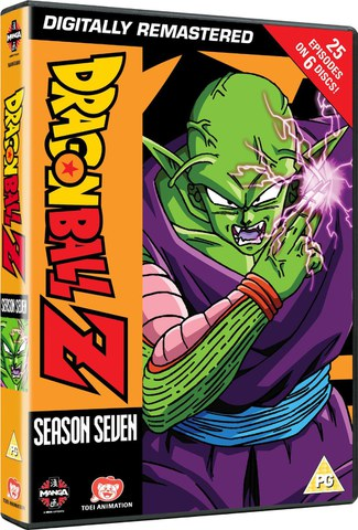 Dragon Ball Z - Seizoen 7
