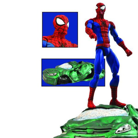 Marvel Select - Spider-Man Action Figure