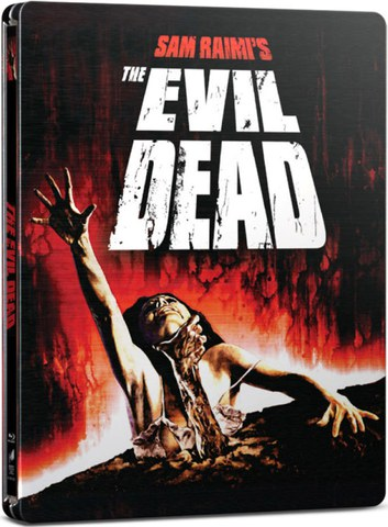 The Evil Dead - Steelbook Editie