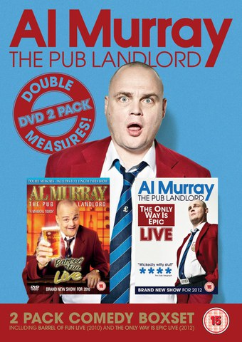 Al Murray: Pub Landlord Live 1 and 2