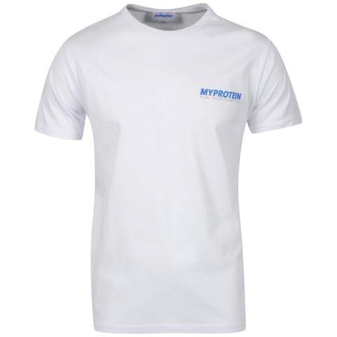 Myprotein Mannen T-shirt - Wit