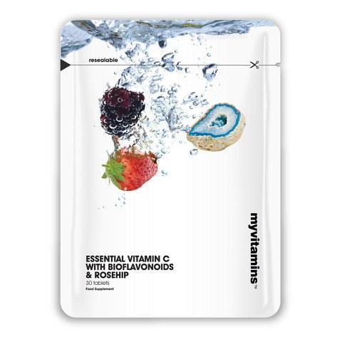 Essential Vitamin C with Bioflavanoids & Rosehip