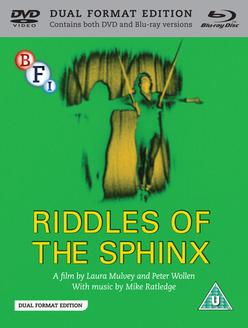 Riddles of the Sphinx (Includes DVD)